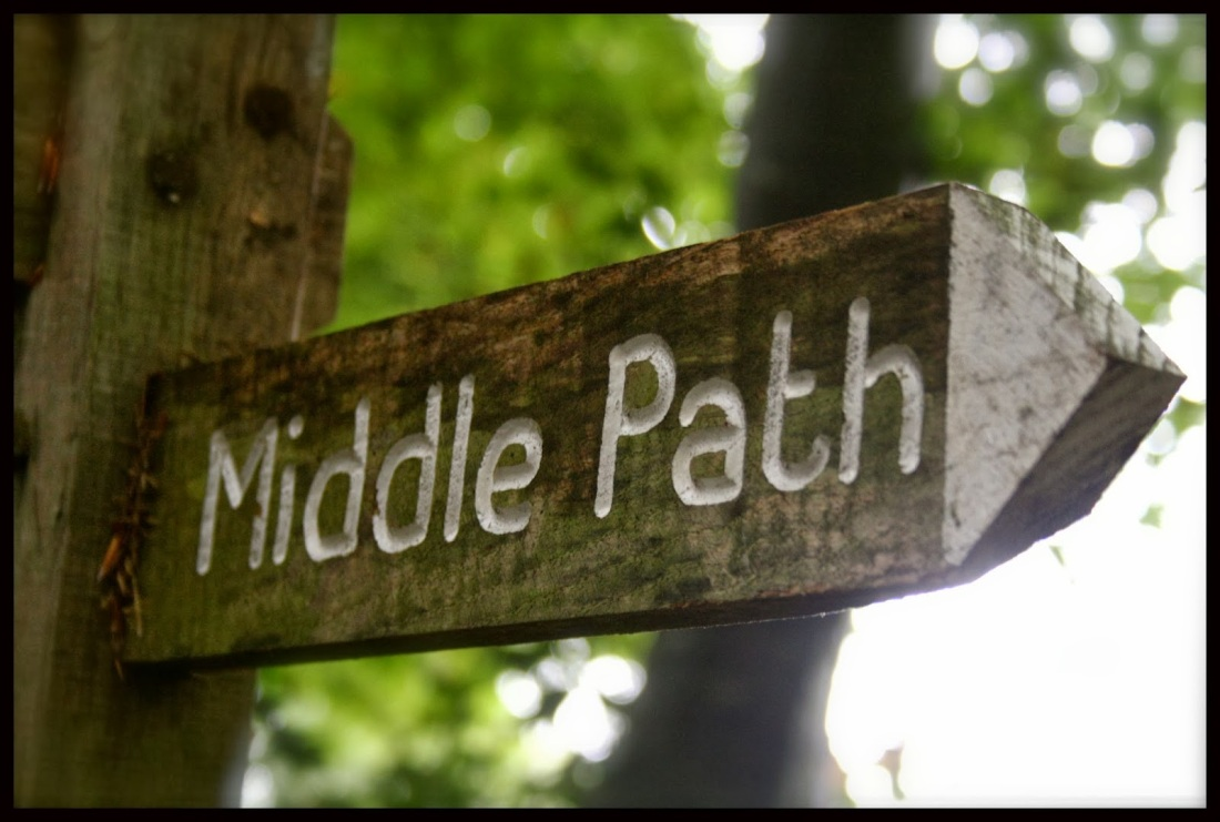 middle-path-sign